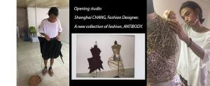 Opening studio- Shanghai CHANG-Fashion designer